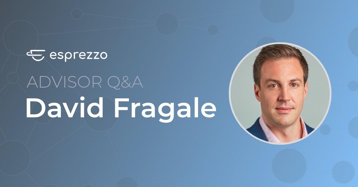 Esprezzo Advisor David Fragale