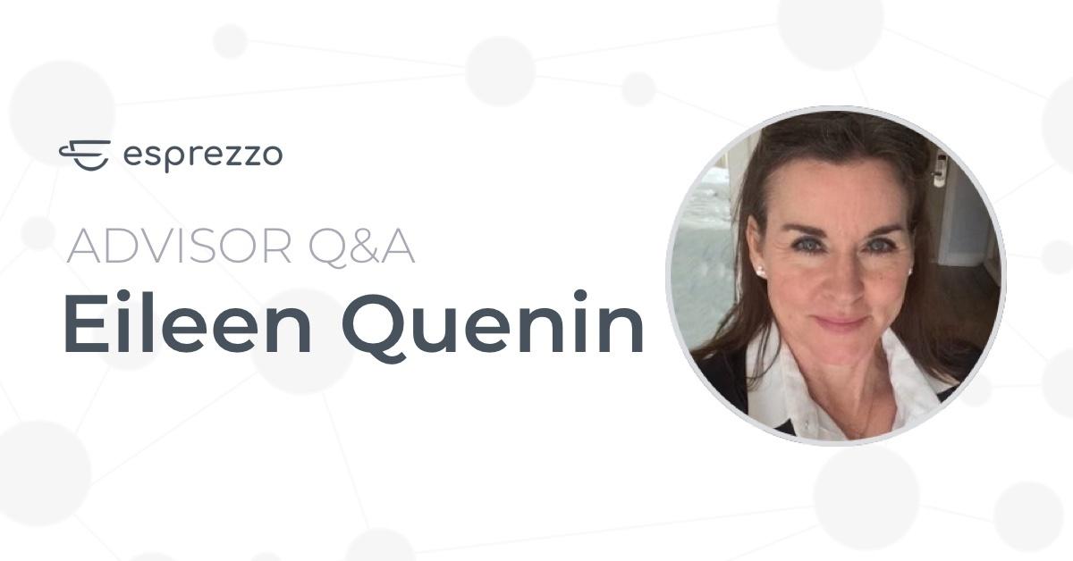 Esprezzo advisor Eileen Quenin