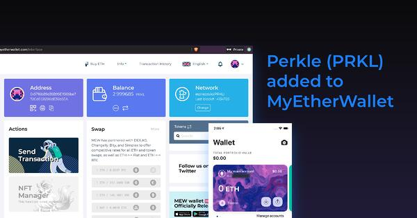 MyEtherWallet-MEW-Perkle-PRKL-integrated_Jul2020