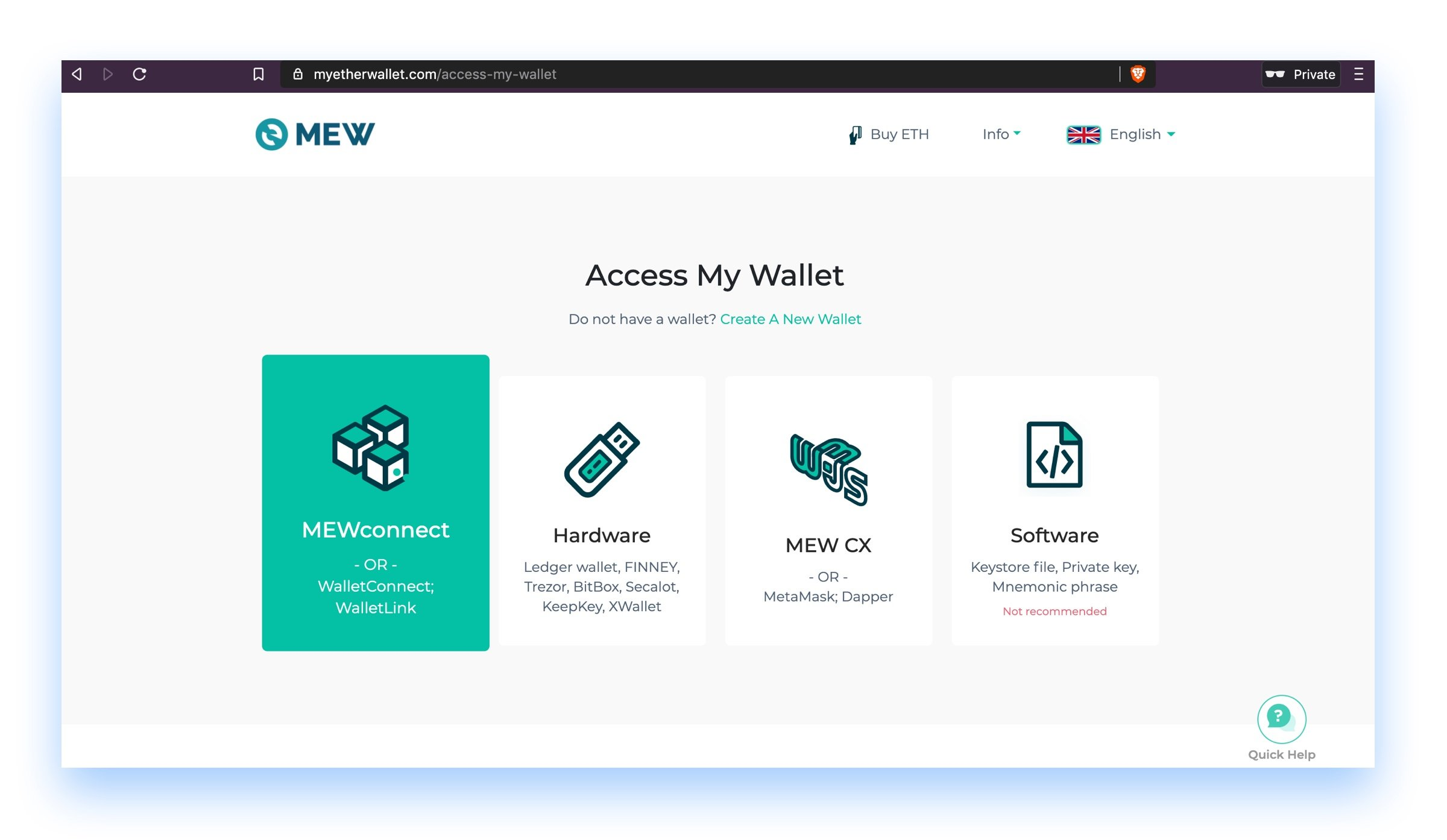 MyEtherWallet-MEW_Access-my-wallet_July2020