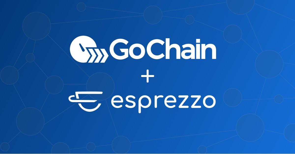 GoChain-Esprezzo-partnership